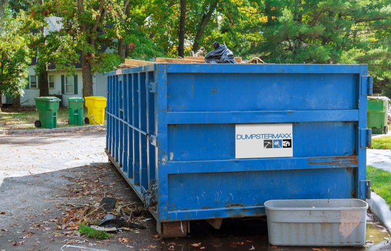 Take Control of Your Garbage Yards with 20 Yard Dumpster Rental